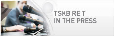 TSKB REIT In The Press